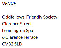 Oddfellows F. S., 6 Clarence Terrace, Warwick Street, Leamington Spa, CV32 5LD