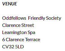Oddfellows F. S., 6 Clarence Terrace, Warwick Street, Leamington Spa, CV32 5LD